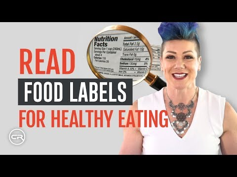 How to Read Food Labels for Healthy Eating (Nutrition Facts Explained)