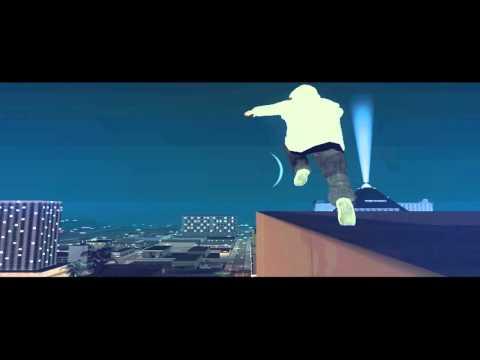 GTA SA : Parkour & Freerunning | Anims V14