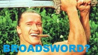 Broadsword - what is it?
