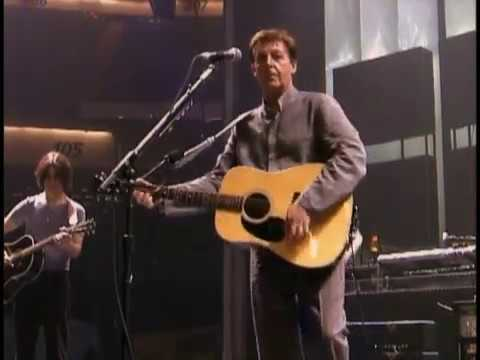 Paul McCartney Live At The Reunion Arena Dallas USA Thursday 9th May 2002