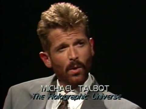 Michael Talbot   Part 1 Complete  Synchronicity and the Holographic Universe   Thinking Allowed