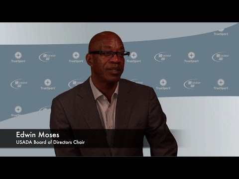Meet the USADA Board: Edwin Moses