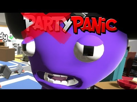 EVERYTHINGS BROKEN! | Party Panic Part 5