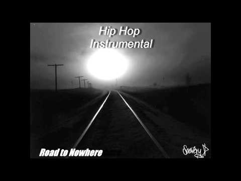 Dark Hip Hop Instrumental - Road To Nowhere
