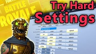 Sokkos Settings | Better Performance & Aim, Only With the Help of Options (Fortnite BR) [PC]