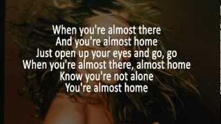 Mariah Carey - Almost Home [Lyric Video]