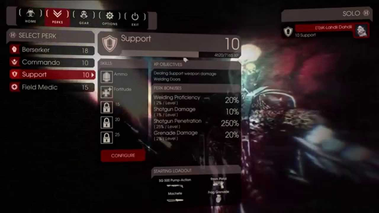 Easiest And Fastest Way To Level Up Your Perks In Killing Floor - Easiest way to level a floor