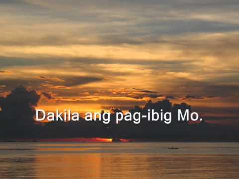 Dakila ang Pag ibig Mo - By Ptr. Jerry Bohol