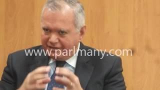 """بالفيديو..العرابى: """" سألونى فى البرلمان الجزائرى عن عكاشة وقالوا: أحنا مفتقدينه"""""""