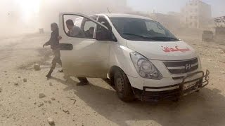 Syria fighting rages despite fresh efforts to end the war