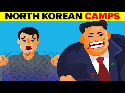 Everything We Know About The Horrific North Korean Labor Camps