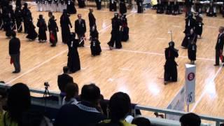 五葉館20150726全日本少年少女剣道錬成大会2