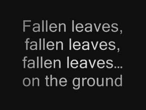 Billy Talent - Fallen Leaves [Lyrics]