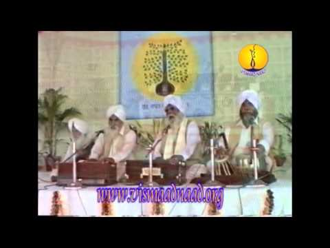 "AGSS 1997 "" Raag dhanasari - Prof Harchand Singh Ji"