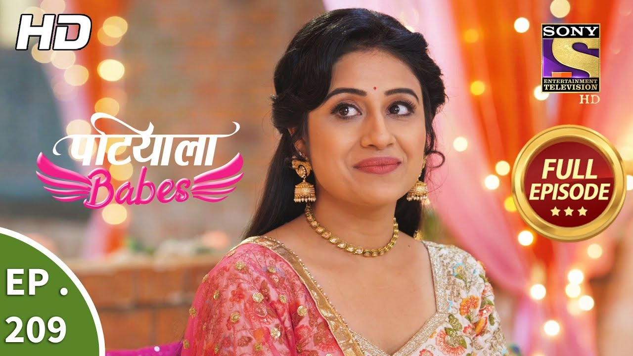 Download Patiala Babes - Ep 209 - Full Episode - 13th September, 2019