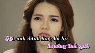 Cây Vú Sữa KARAOKE (BEAT GỐC) | Kim Ny Ngọc
