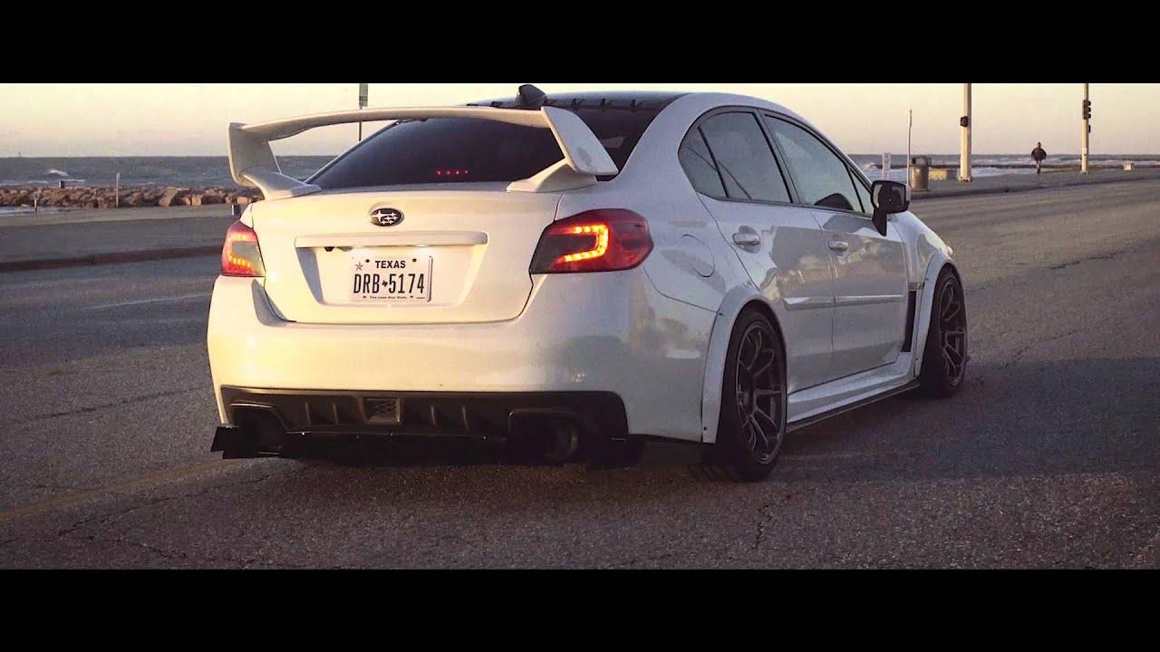 Ambit Wheels 2015 Subaru Wrx Widebody Flared Rt8 18x10