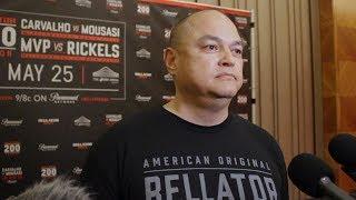Bellator 200: Scott Coker Talks Roy Nelson, UFC to ESPN, Yair Rodriguez, 50 Cent - MMA Fighting