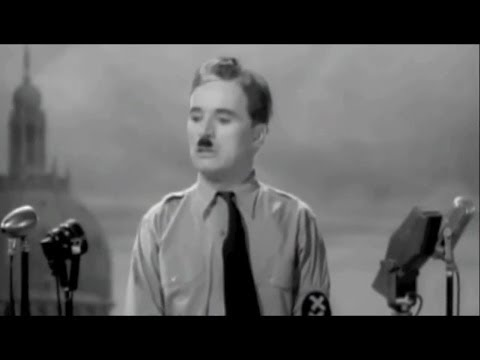 The Greatest Speech Ever Made  Charlie Chaplin with music from Inception 1:15