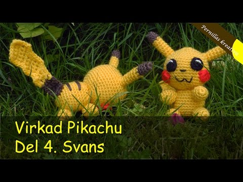 Virkad Pikachu. Del 4/6, Svans.