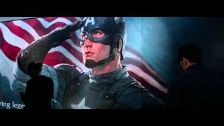 3 рекламный ролик фильма «Первый мститель: Другая война»