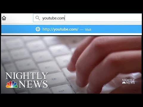 Concerns Over Kids' Safety After Report That Pedophiles Use YouTube To Find Videos | Nightly News