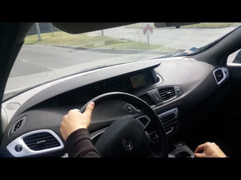 Renault Grand Scenic III 1.5 минивэн обзор Разгон от 0 100 km h