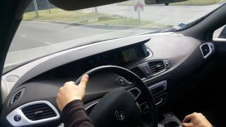 Scenic III 1.5  MULOHAZA Renault Grand men MPV 0 -100/h km dan tezlashtiradi