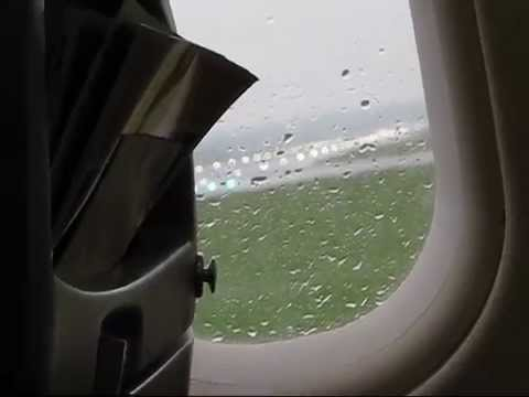 Thumbnail: Passenger Screams as Plane Takes Off for Barcelona
