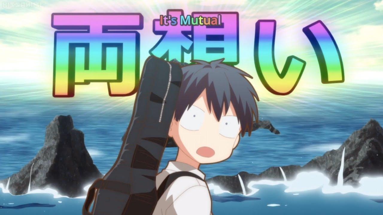 given anime uenoyama ritsuka  mutual love given confession