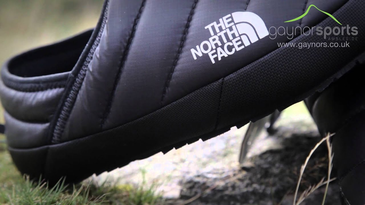 & The North Face Traction Mule. www.gaynors.co.uk. - YouTube
