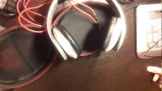 Беглый обзор копии (Monster) Beats by Dr. Dre Studio Fake подделка