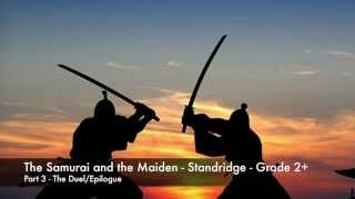 Grand Mesa Marching Band - The Samurai and the Maiden - Randall D  Standridge - Grade 2+