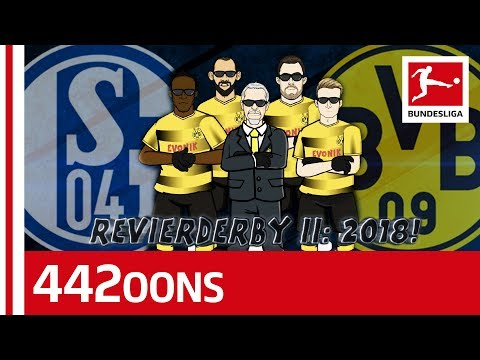 Dortmund vs. schalke - mission impossible - powered by 442oons