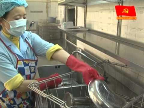 Nâng cao vai trò công tác kiểm soát nhiễm khuẩn bệnh viện