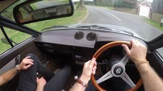 1982 Alfa Romeo Alfasud Sprint Trofeo Edition - POV TEST Drive / LOUD Exhaust