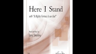 Here I Stand - Larry Shackley