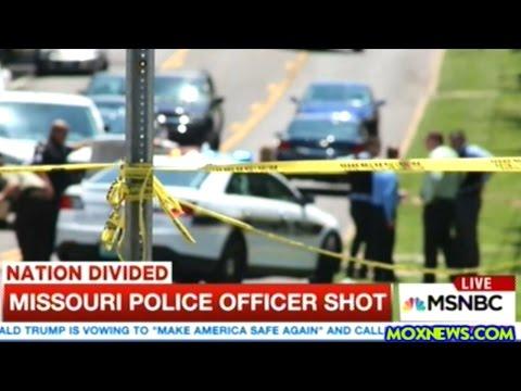 Missouri Cop Shot During Traffic Stop