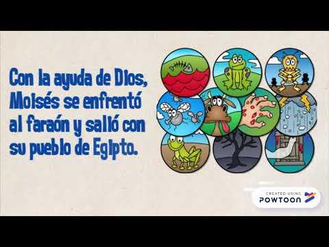 Moisés Libera Al Pueblo De Israel