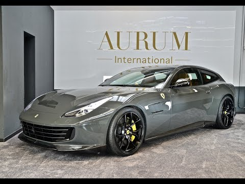 Ferrari GTC4Lusso NOVITEC V12 *HISTORICAL* Grigio Scuro Walkaround by AURUM International