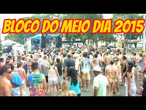 Carnaval de Nazaré Paulista 2015 - Bloco do Meio Dia