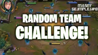 Random Team Challenge!
