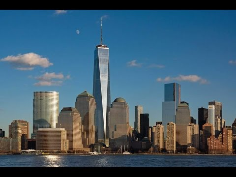 A Visit To The World Trade Center - Past & Present - 2015