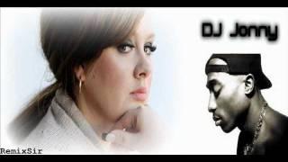 Adele ft Tupac - Memories