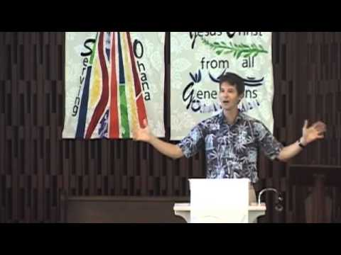 Sermon: Reflecting the Character of Christ - May 11th, 2014