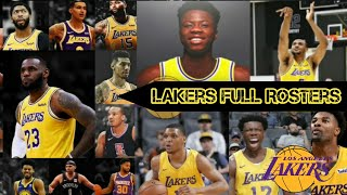 Los Angeles Lakers 2019-2020 Best Moments  (Full Roster)