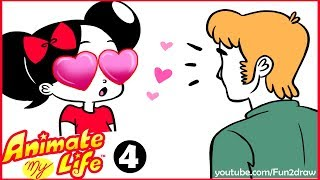 Animate My Life | HOW I GET GUYS TO NOTICE ME