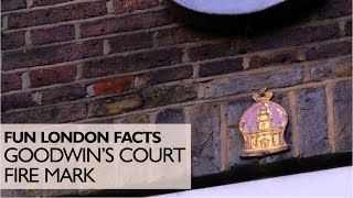 London's Fire Insurance Marks