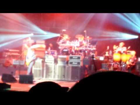 Joe Bonamassa slow train concert in San Antonio