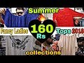 गर्मी के लिए fancy ladies tops 160 rs //best collection for summer  // Half tops// Girl tops 2018